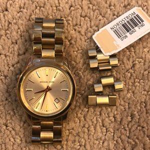 Michael Kors gold watch MK5160